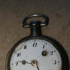 Relojes de bolsillo: RELOJ CATALINO PARA RESTAURAR. Lote 221453295