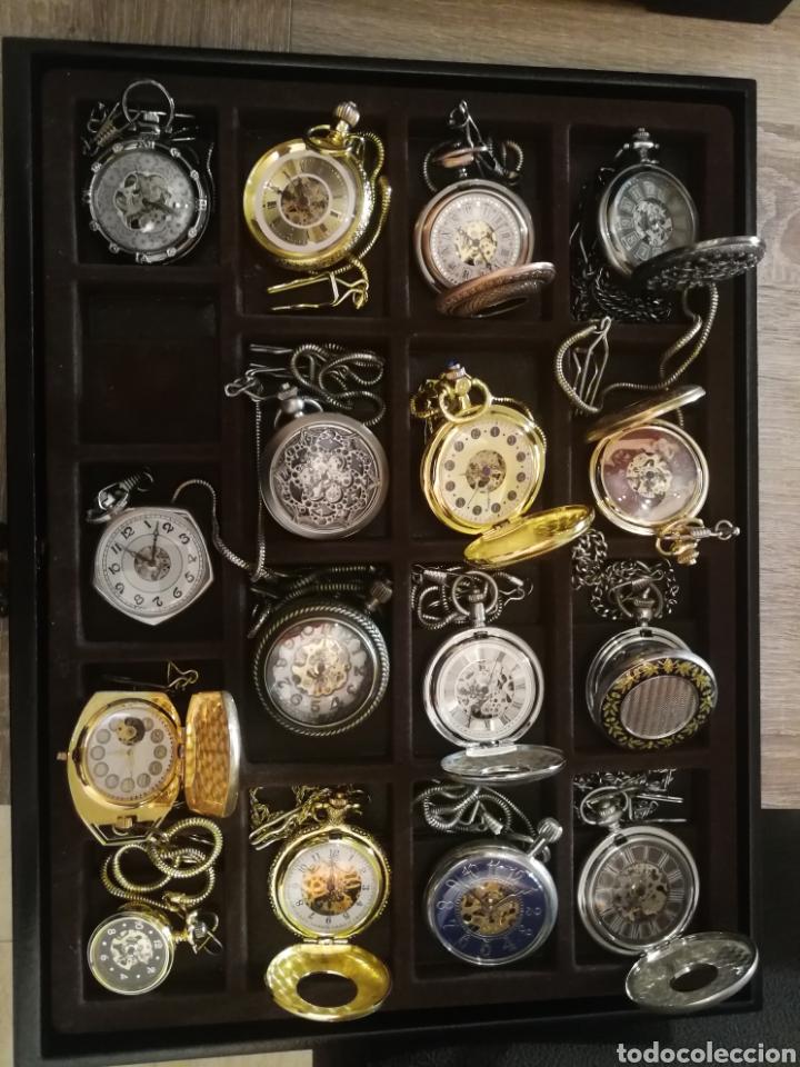 Relojes de bolsillo: COLECCION RELOJES DE BOLSILLO - Foto 3 - 221510645