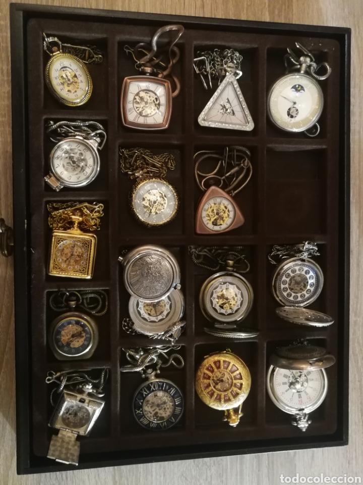 Relojes de bolsillo: COLECCION RELOJES DE BOLSILLO - Foto 4 - 221510645