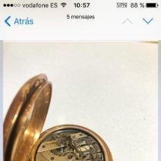 Relojes de bolsillo: RELOJ DE BOLSILLO.. Lote 221568423