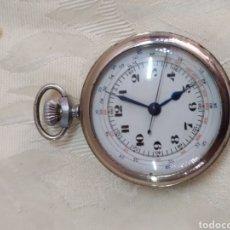 Relojes de bolsillo: RELOJ DE BOLSILLO KILÓMETRE NO FUNCIONA. Lote 221729465