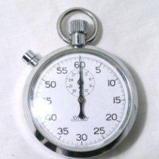 Relojes de bolsillo: CRONOMETRO STRATO DE CUERDA , FUNCIONANDO PERFECTAMENTE. Lote 222193501