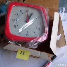 Relojes de bolsillo: RELOJ DE COCINA ELECTRICO. Lote 222610061