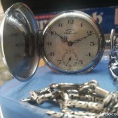 Relojes de bolsillo: RELOJ DE BOLSILLO FERROCARRIL DE ANTIOQUIA. Lote 222617251