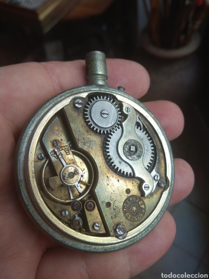 Relojes de bolsillo: Antiguo Reloj de Bolsillo Roskopf Patent - Salvador Juan - Valencia - - Foto 12 - 222644041