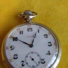 Relojes de bolsillo: RELOJ DE BOLSILLO ZENITH. Lote 222655452