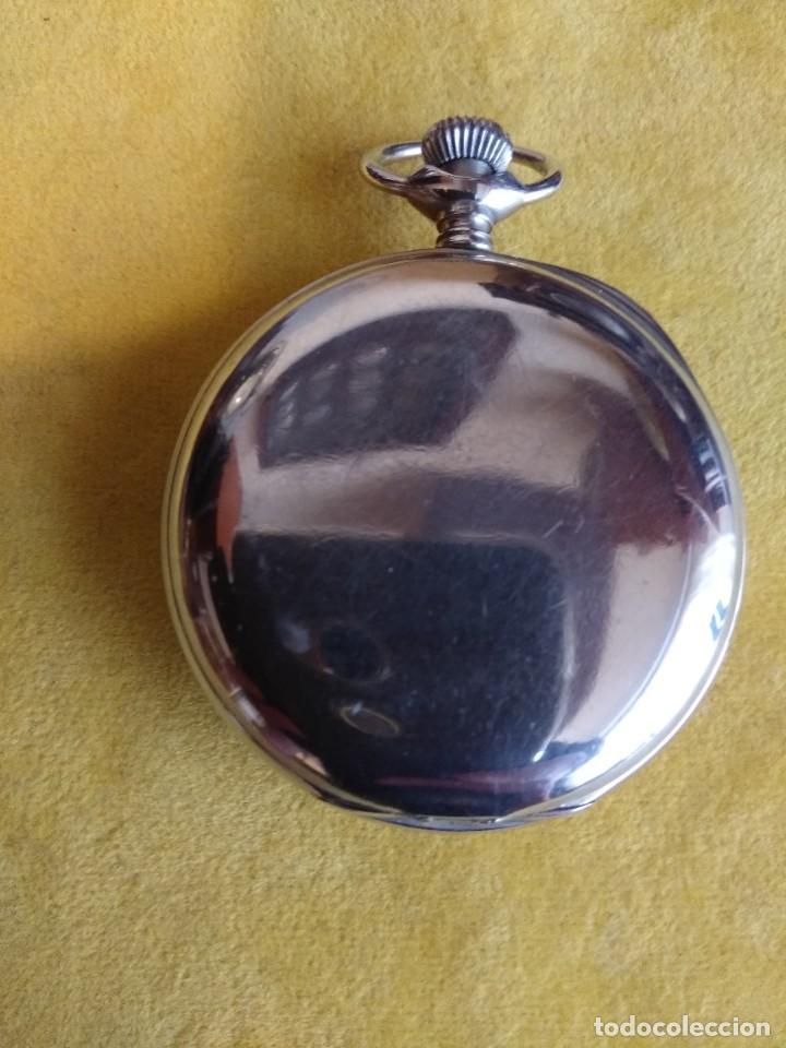 Relojes de bolsillo: Reloj de bolsillo ZENITH - Foto 4 - 222655452