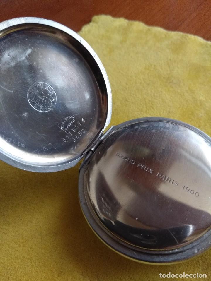 Relojes de bolsillo: Reloj de bolsillo ZENITH - Foto 5 - 222655452