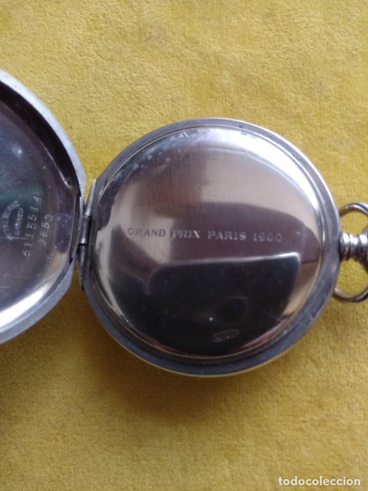 Relojes de bolsillo: Reloj de bolsillo ZENITH - Foto 7 - 222655452