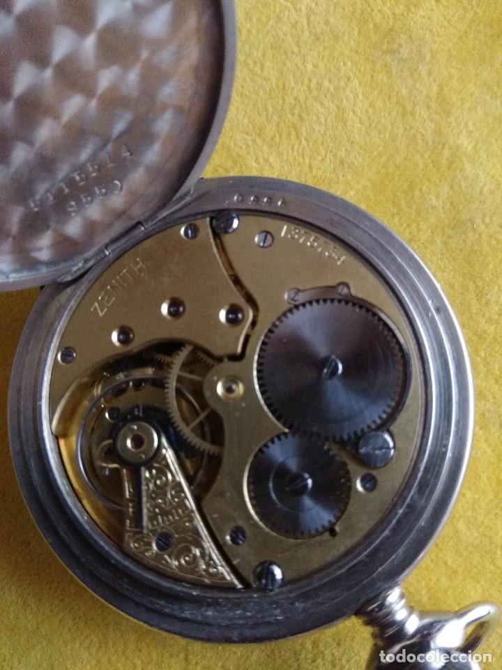 Relojes de bolsillo: Reloj de bolsillo ZENITH - Foto 8 - 222655452