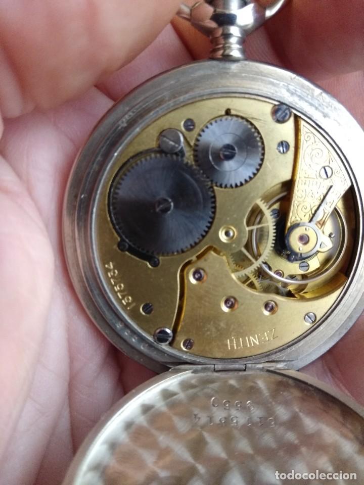 Relojes de bolsillo: Reloj de bolsillo ZENITH - Foto 11 - 222655452