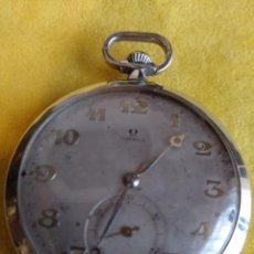 Relojes de bolsillo: RELOJ DE BOLSILLO OMEGA. Lote 222659392