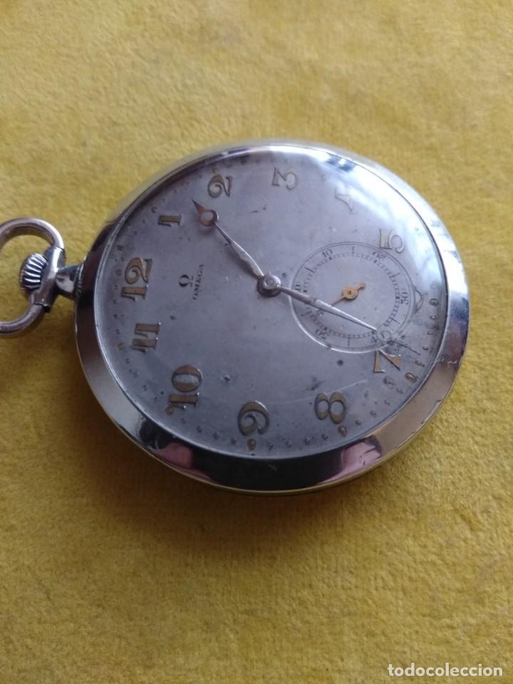 Relojes de bolsillo: Reloj de bolsillo OMEGA - Foto 2 - 222659392