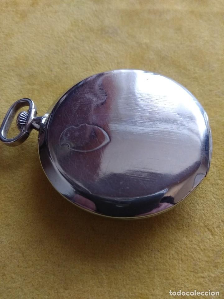 Relojes de bolsillo: Reloj de bolsillo OMEGA - Foto 5 - 222659392