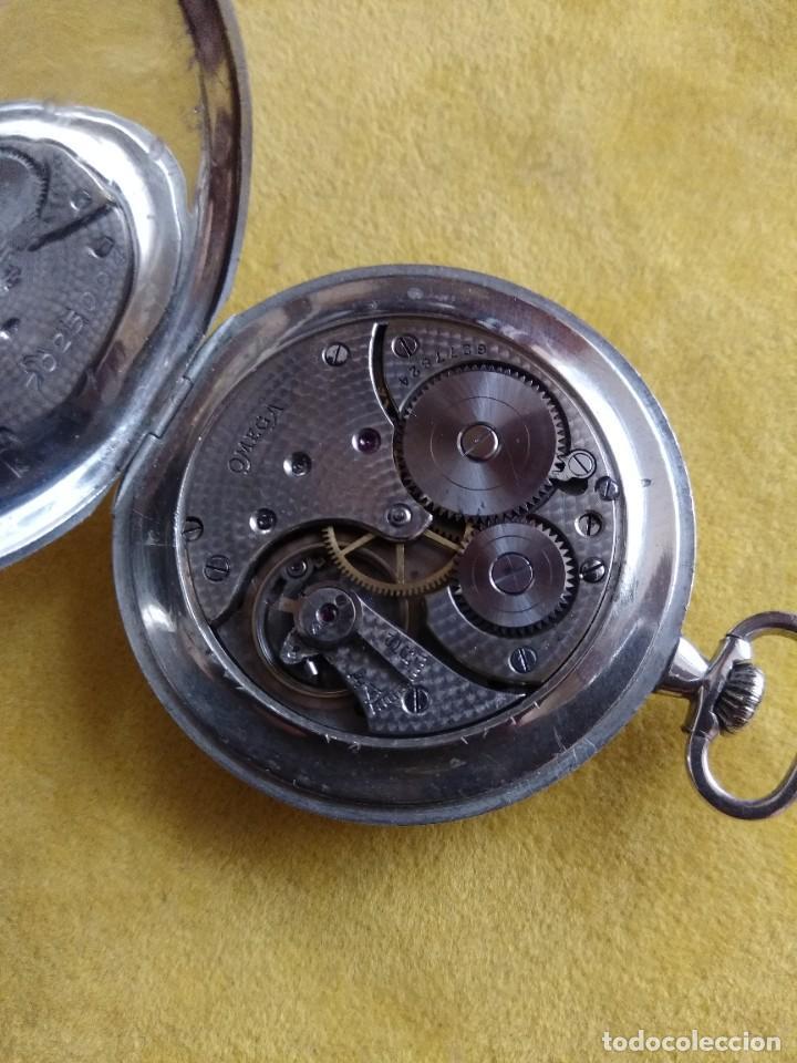 Relojes de bolsillo: Reloj de bolsillo OMEGA - Foto 8 - 222659392