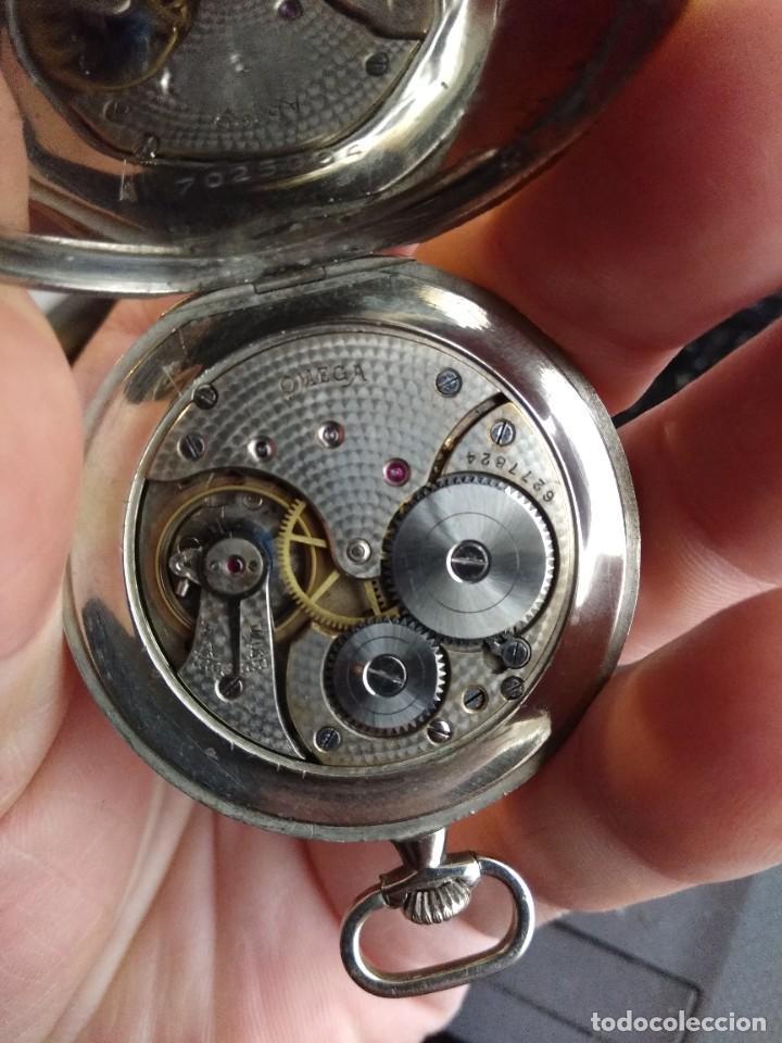 Relojes de bolsillo: Reloj de bolsillo OMEGA - Foto 10 - 222659392