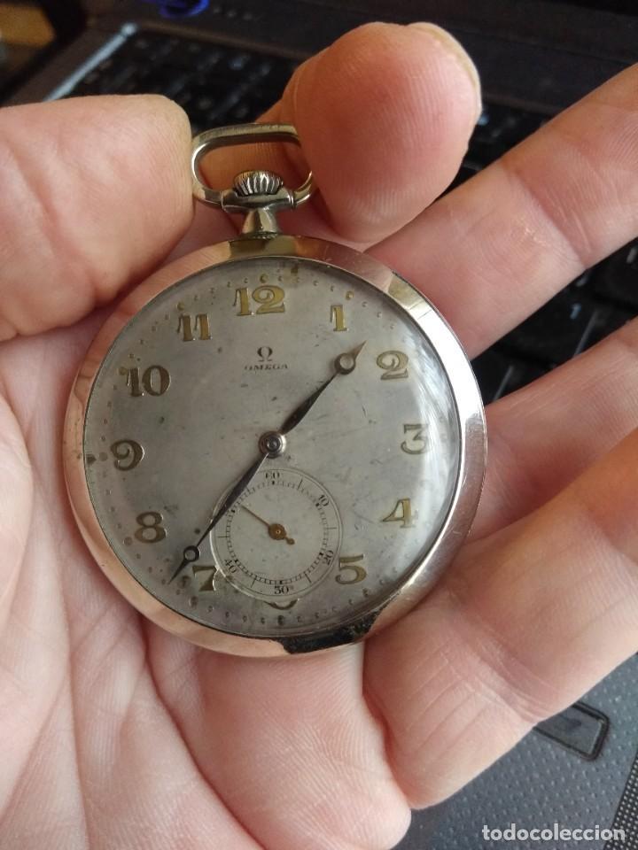 Relojes de bolsillo: Reloj de bolsillo OMEGA - Foto 11 - 222659392