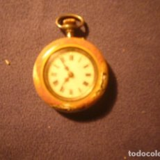 Relojes de bolsillo: ANTIGUO RELOJ DE BOLSILLO (DIÁMETRO 3 CM). Lote 223142555
