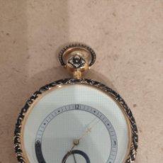 Relojes de bolsillo: PRECIOSO RELOJ DE BOLSILLO DE CARGA MANUAL, EN PERFECTO ESTADO SIN MARCA.. Lote 224678835