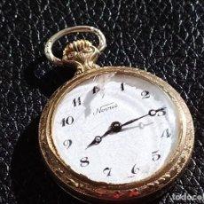 Relojes de bolsillo: RELOJ DE BOLSILLO MONTÉ NUMA SWISS,1967. Lote 224727292