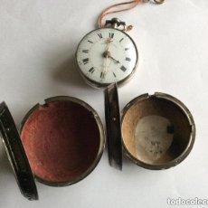Relojes de bolsillo: HIGGS EVANS LONDON, SIGLO XVIII RELOJ DE BOLSILLO. Lote 226025345