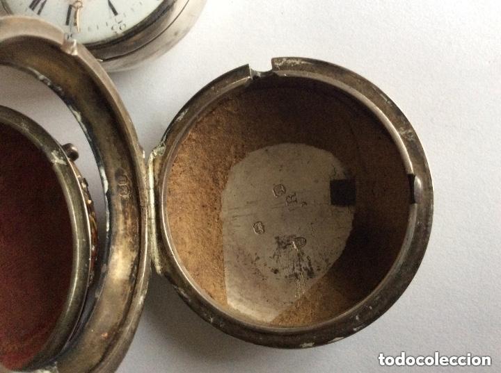 Relojes de bolsillo: HIGGS EVANS LONDON, SIGLO XVIII RELOJ DE BOLSILLO - Foto 8 - 226025345