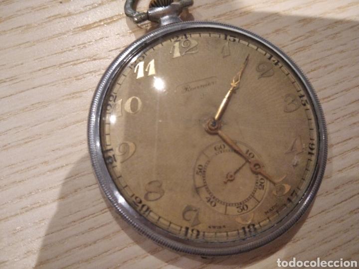 RELOJ DE BOLSILLO MARCA ROAMER (Relojes - Bolsillo Carga Manual)