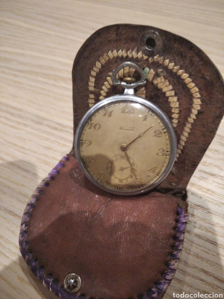 Relojes de bolsillo: Reloj de bolsillo marca Roamer - Foto 7 - 226106610