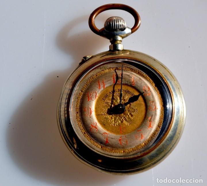 RELOJ ROSKOPH (Relojes - Bolsillo Carga Manual)