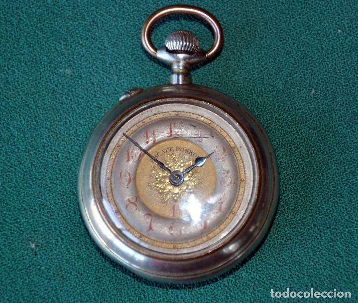 Relojes de bolsillo: RELOJ ROSKOPH - Foto 7 - 226137728