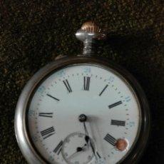 Relojes de bolsillo: RELOJ DE BOLSILLO VOLANTE ROTO. Lote 226458214