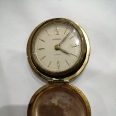 Relojes de bolsillo: RELOJ DE BOLSILLO MISTRAL 2 JEWELS. Lote 227588430