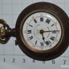 Relojes de bolsillo: ROSKOPF PATENT / FELIX Y EMMANUEL ULLMANN - 31 ESCOTA - MANILA / ESTRELLA 5 PUNTAS L. / FINALES 1800. Lote 227619480