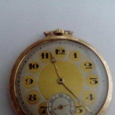 Relojes de bolsillo: BONITO RELOJ DE BOLSILLO. Lote 228410700