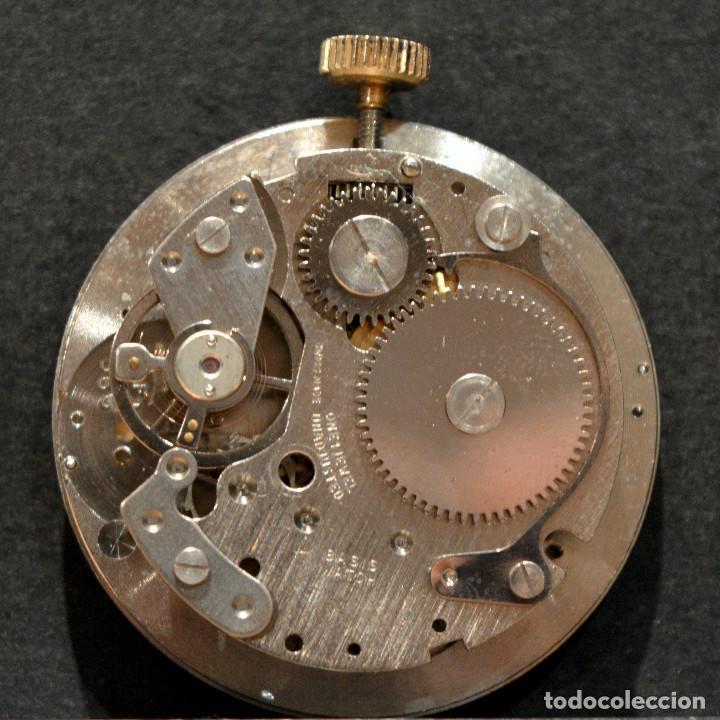Relojes de bolsillo: RELOJ SUIZO DE BOLSILLO O COLGANTE CARGA MANUAL MARCA LUCERNE SWISS MADE - Foto 5 - 195658645