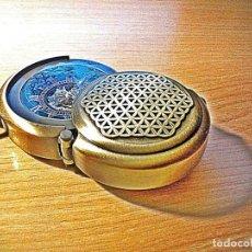 Relojes de bolsillo: RELOJ BOLSILLO COBRE SOLIDO.. Lote 229146780