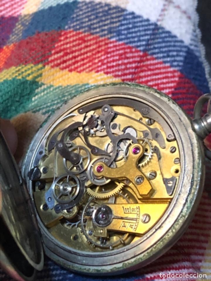 Relojes de bolsillo: Reloj bolsillo cronógrafo - Foto 2 - 229849385