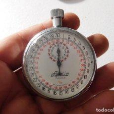 Relojes de bolsillo: CRONO ANTIGUO MANUAL MARCA APOLLO. Lote 230588230
