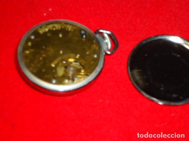 Relojes de bolsillo: PRECIOSO RELOJ DE BOLSILLO EN SU ESTUCHE - Foto 6 - 26690146
