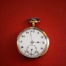 Relojes de bolsillo: RELOJ DE BOLSILLO SWISS CARGA MANUAL.. Lote 231757490