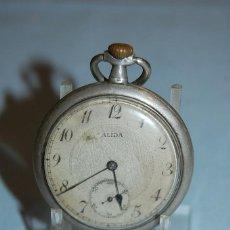Relojes de bolsillo: RELOJ DE BOLSILLO ALIDA. Lote 232848015