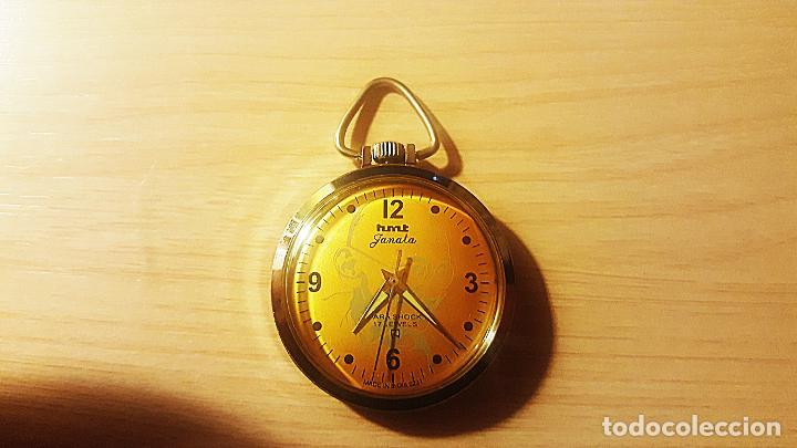 Relojes de bolsillo: EN MEMORIA DE INDIRA GANDI - Foto 2 - 233314620