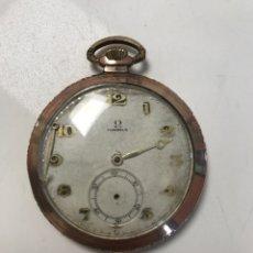 Relojes de bolsillo: RELO BOLSILLO OMEGA. Lote 234002190