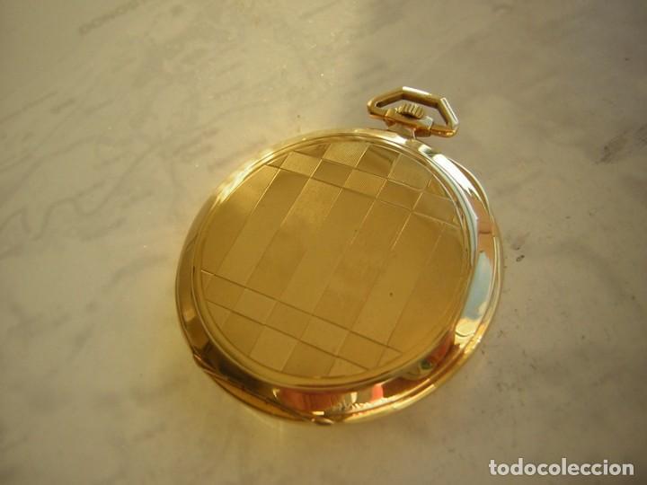 Relojes de bolsillo: RELOJ DE BOLSILLO LIP DE ORO 18 KT (KILATES) AÑO 1905-1910 - Foto 3 - 234914590