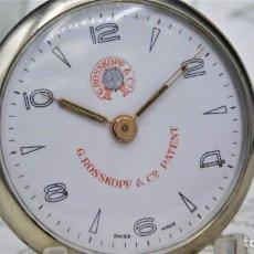 Relojes de bolsillo: G.ROSSKOPF & CO-RELOJ DE BOLSILLO-SUIZO-CIRCA 1905-1920-FUNCIONANDO. Lote 235576950