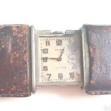 Relojes de bolsillo: RELOJ MOVADO ERMETO FUNCIONA BIEN. Lote 235680965