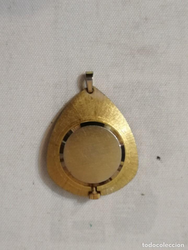 Relojes de bolsillo: ANTIGUO RELOJ COLGANTE FERO FELDMANN.MADE SWISS. - Foto 2 - 235783125