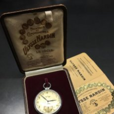 Relojes de bolsillo: ULYSSE NARDIN DE BOLSILLO. Lote 236061475