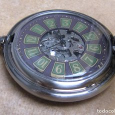 Relojes de bolsillo: RELOJ DE BOLSILLO DE CUERDA. Lote 236827060