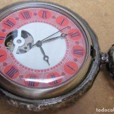 Relojes de bolsillo: RELOJ DE BOLSILLO DE CUERDA. Lote 236894315